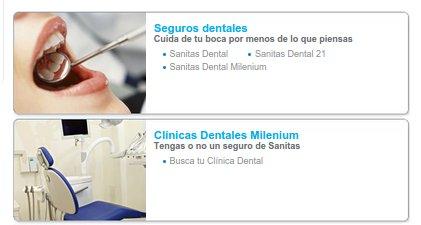 Sanitas Dental opiniones precios