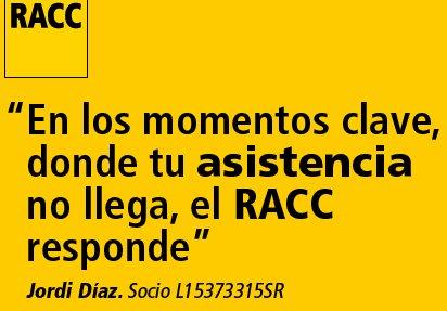 Seguro asistencia RACC
